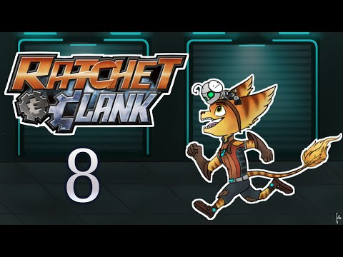 Cry Plays: Ratchet & Clank [P8]