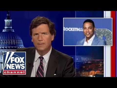 Tucker takes on CNN anchor Don Lemon over 'mansplaining'