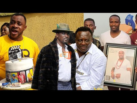 FUJI ICONS SAHEED OSUPA AND PASUMA CELEBRATE ODUNLADE ADEKOLA AND FEMI ADEBAYO ON THEIR BIRTHDAY