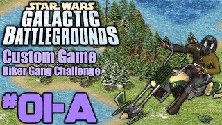 Speeder Bike Wars! (Biker Gang Challenge #01-A) [Star Wars Galactic Battlegrounds]