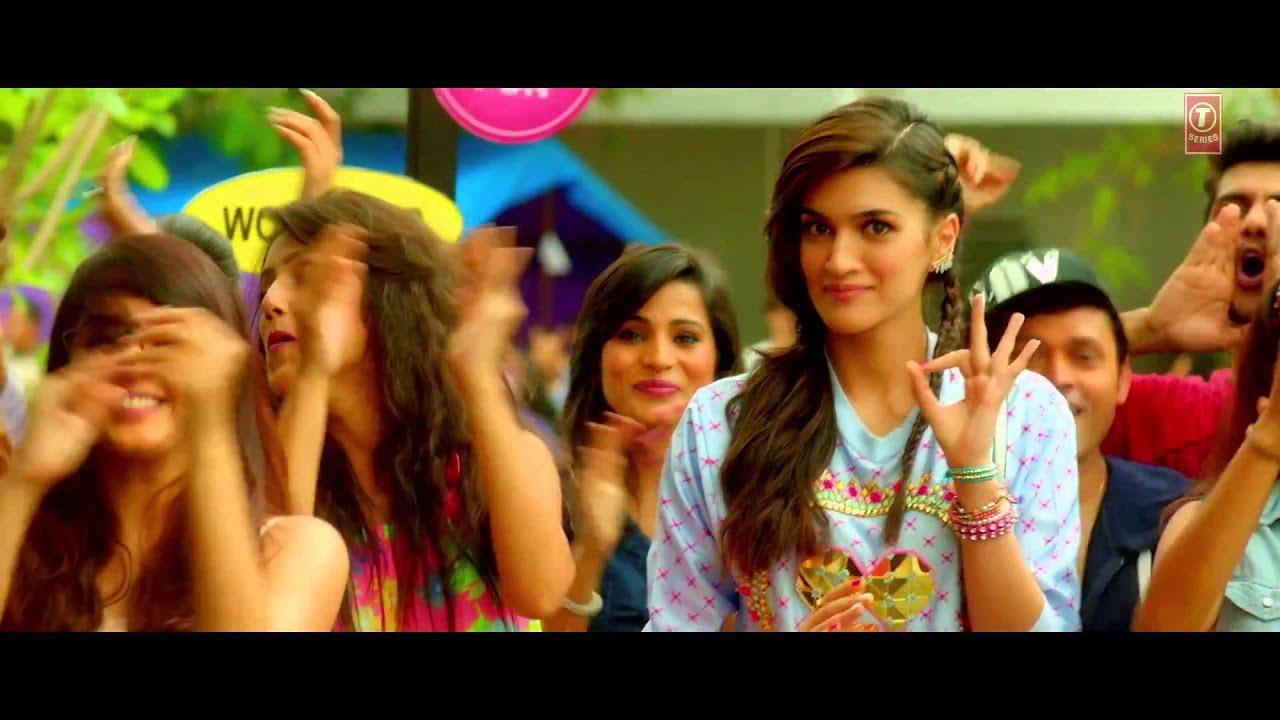 chal wahan jaate hain full video song arijit singh tiger shroff kriti sanon series youtube