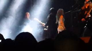 Arch Enemy en Bogotá. You Will Know My Name