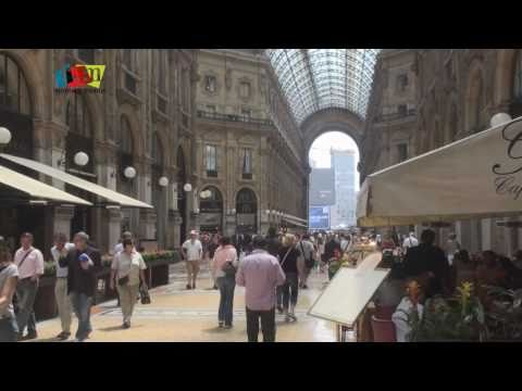 Fashion Heaven: Galleria Vitorio Emanuelle, Milan - Italy by Rooms and Menus