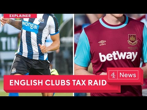 Newcastle United and West Ham tax raids explained: Football clubs in fraud investigation