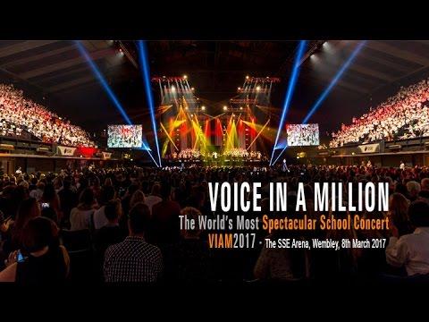 million 2017 konsert