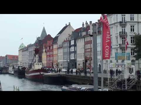 A BAG OF JOURNEYS - NyHavn Copenhagen, Denmark October 2017