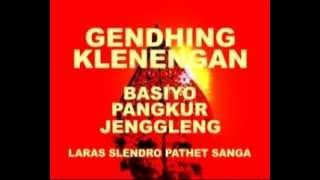 BASIYO PANGKUR JENGGLENG SL9