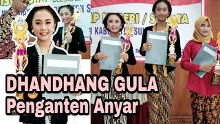 Juara 1 Macapat- Dhandhanggula Penganten Anyar Pelog pathet 6 // UTSHA DHAMA SURI