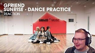GFRIEND 여자친구 - 해야 (Sunrise) - Dance Practice ver. - REACTION!