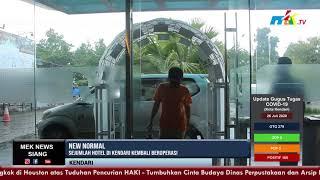 New Normal, Sejumlah Hotel di Kendari Kembali Beroperasi