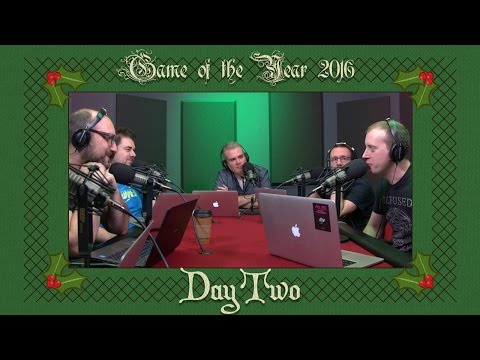 Game of the Year 2016: Day Two Deliberations