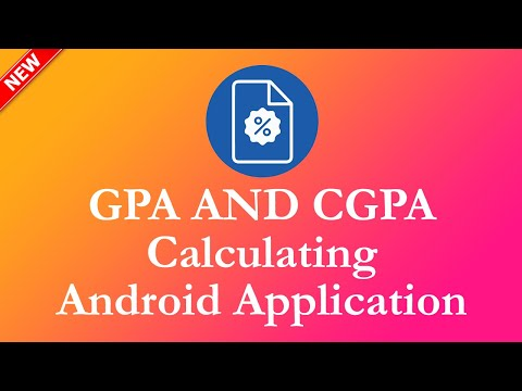 anna-university---gpa-and-cgpa-calculator-7.o---android-application---teaser-video