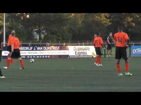 Oefen 7 sep tegen SV Dosko Bergen op Zoom