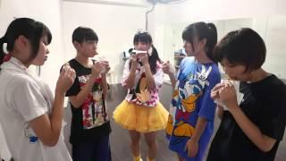 レッスンの休憩時間に。 神宿(かみやど) 原宿発!の五人組アイドルユ...