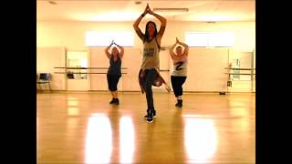 Zumba®/Dance Fitness - *Indian Gyal by Machel Montano*