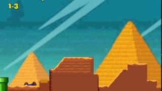 [Flash] New Super Luigi Bros: Des bugs à volonté