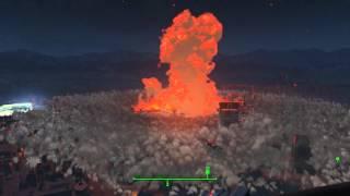 Fallout 4 ядерный взрыв Fallout 4 nuclear explosion