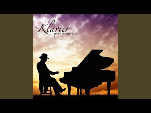 Klaviermusik und Geräusche der Natur