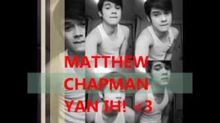 Happy Bday Matthew Chapman
