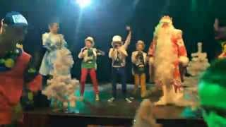 [CamRip Live] Джинсовые Мальчики - Волна [г.Казань 21-12-2014] Jeans Boys - Wave [Kazan City]