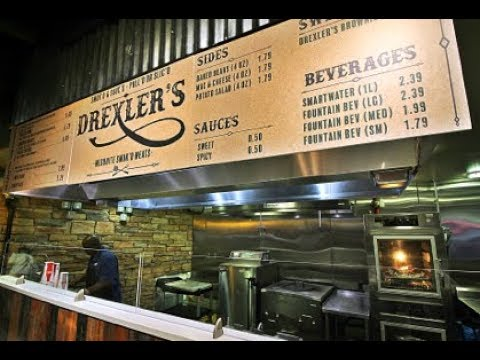 drexlers bbq Clyde drexler celebrity profile: birth date: june 22, 1962 run the family barbecue restaurants in houston called drexler's world famous bbq & grill.