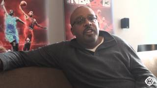 NBA 2K13 Developer Insight: Gameplay Director Rob Jones - Hoopsfix Vlog