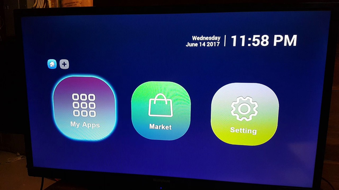 android box setup with stb emulator