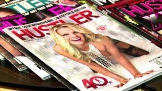 Larry Flynt festeggia 40 anni della celebre rivista porno Hustler