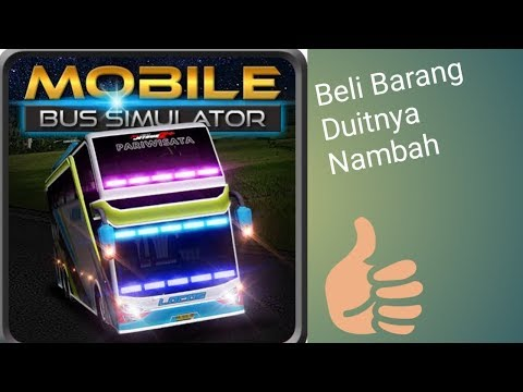 Cara Download Mobile Bus Simulator Mod Apk