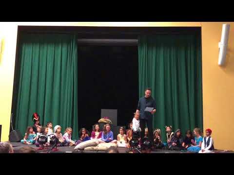 Aladdin Cast @ KidStage  SkyView Academy