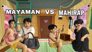 Naging mahirap mayaman taong na mga Mga dating