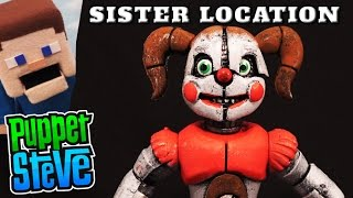 FNAF Five Nights at Freddy's Figures Sister Location Bootleg Toys Fake Knock off's