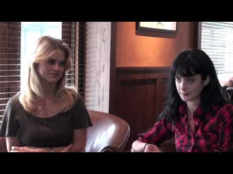 Alice Eve and Krysten Ritter talk SHE'S OUT OF MY LEAGUE with Mark Walters of Bigfanboy.com