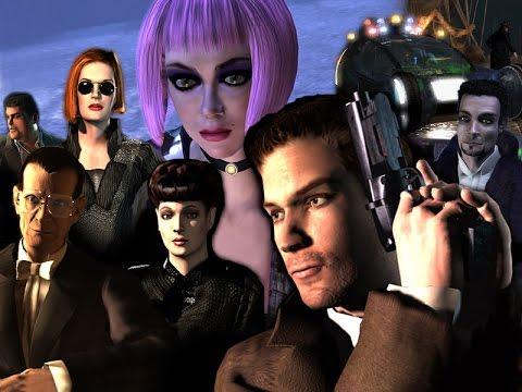 Blade Runner All Game Cutscenes Cinematic