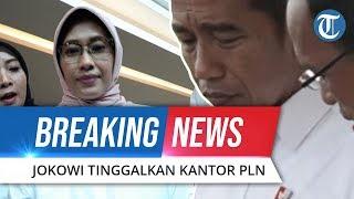 Video Kemarahan Jokowi kepada Plt Dirut PLN terkait Penjelasan Mati Listrik di Jakarta