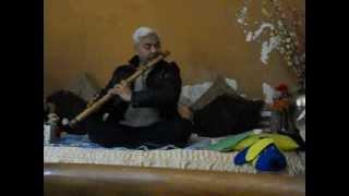 Ma Durga Stuti  &  Bhajan Har Desh Mein tu, Har Vesh mein tu : Flute