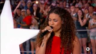Jordin Sparks - America the Beautiful - A Capitol 4th 2014