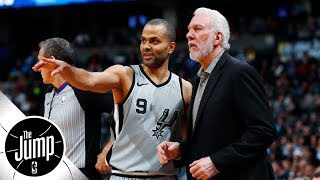 Will Spurs regret letting Tony Parker go to Hornets? | The Jump | ESPN