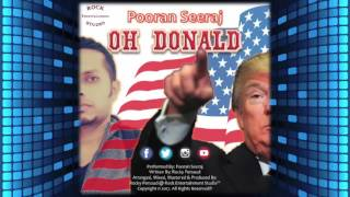 Gambar cover Oh Donald - Pooran Seeraj (2K17 Release)
