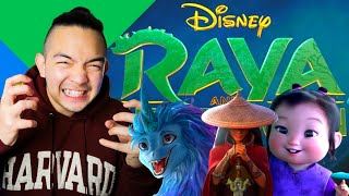 Pinoy Historian Reacts to Raya and the Last Dragon's NEW TRAILER 🐉⚔️🐲