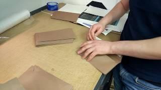 видео Изготовление и печать конвертов