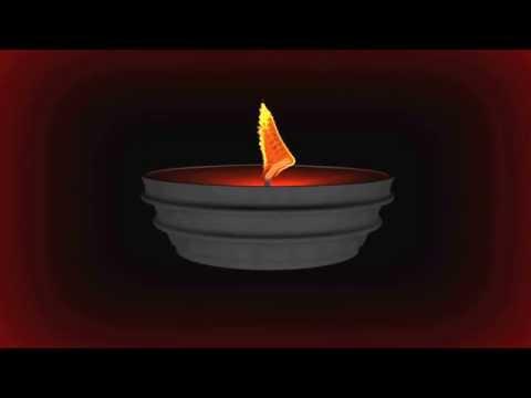 Cinema 4d Turbulencefd- Burning Candle