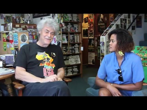 The Reggae experience with Roger Steffens