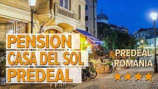 Pension Casa del Sol Predeal hotel review | Hotels in Predeal | Romanian Hotels