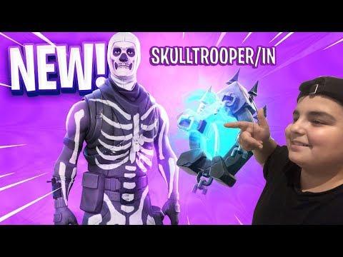 Halloween Skins Leak! 😱🔥 | Ghoul Trooper kommt nicht 💔❌ | DerLadiesChecker
