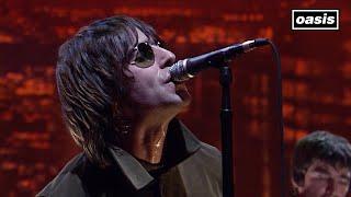 Oasis - Cigarettes & Alcohol (Live Jools Holland 2000) - Remastered HD60fps