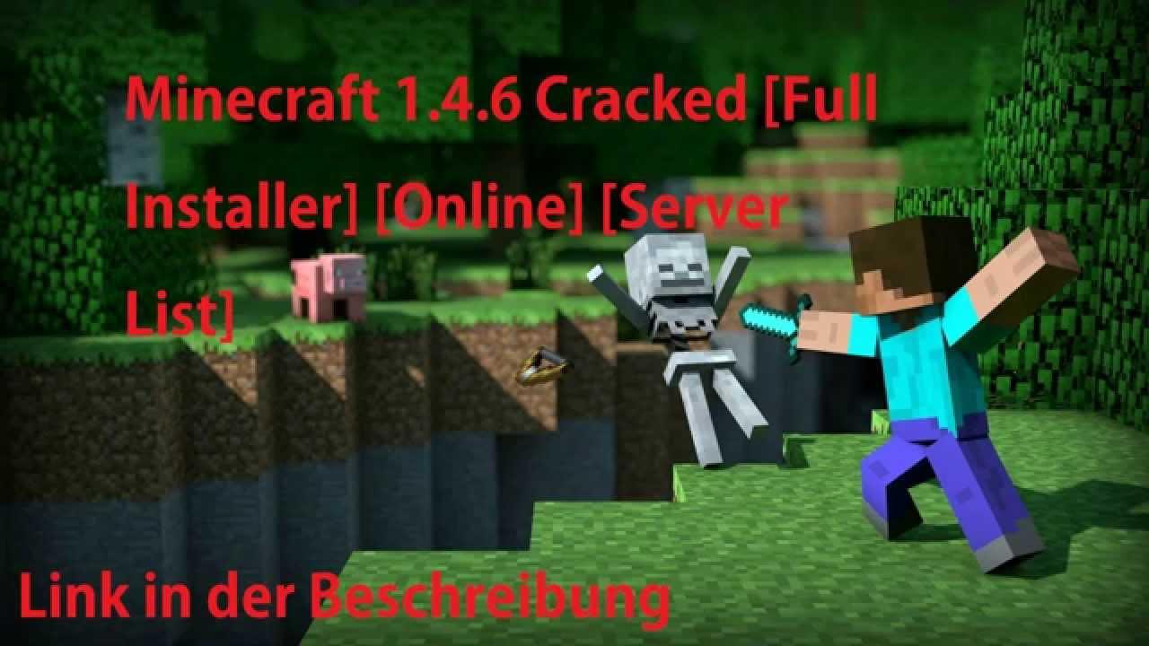 Minecraft Cracked Download Free Full Installer Online - Minecraft cracked online server erstellen