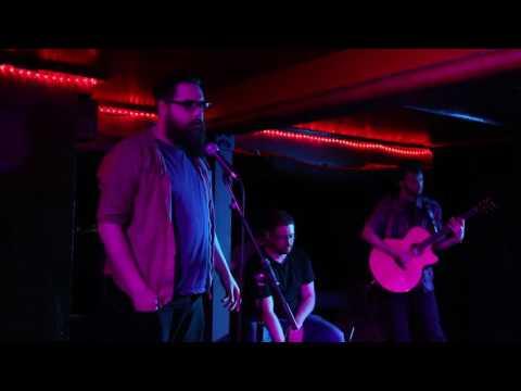 Loud Poets Glasgow April - Liam Patrick Hainey