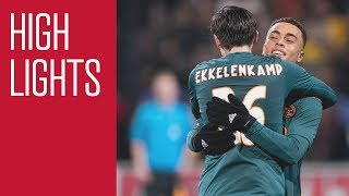 Highlights Telstar - AĴax | KNVB Beker