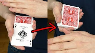 IMPOSSIBLE CARD TRICK - Card Trick Tutorial thumbnail